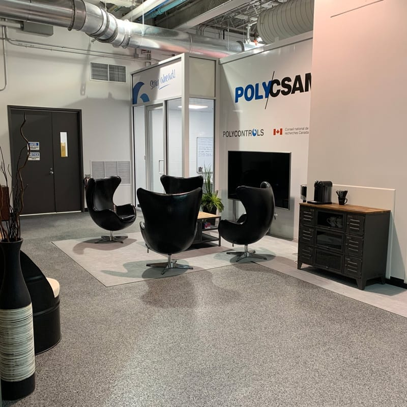 PolyCSAM - Accessibility for our industrial clients