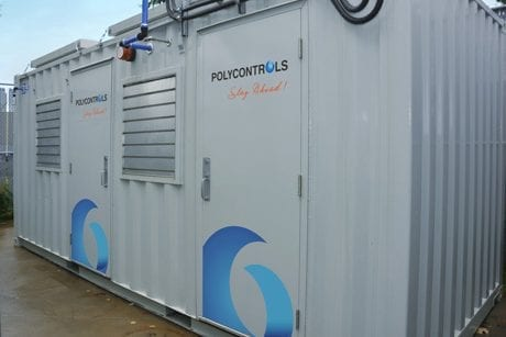 Polycontrols Compressor Outside